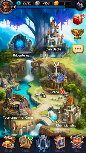 Card Heroes - CCG game with online arena and RPG 2.3.1994 screenshots 6