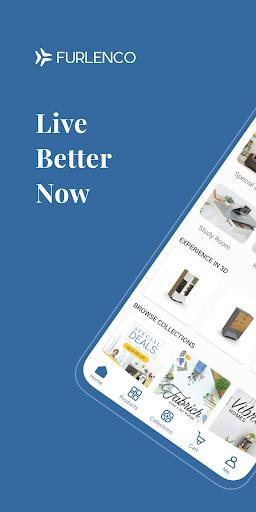 Furlenco - Rent Furniture & Appliances Online android2mod screenshots 1
