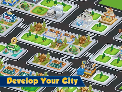 City Builder : Pick-up And Delivery MOD APK 0.5.8 (Free Purchase) 6