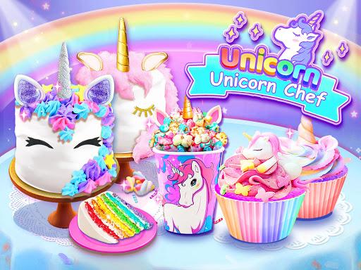 Unicorn Chef: Cooking Games for Girls 5.0 screenshots 1