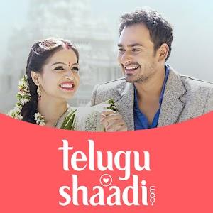 Telugu Matrimony Matchmaking App by Shaadi.com 7.7.0 by People Interactive logo