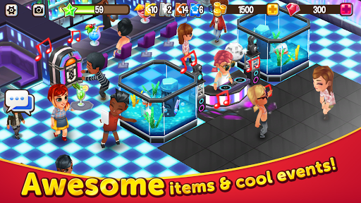Food Street - Restaurant Management & Food Game  screenshots 4