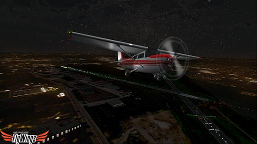Flight Simulator Night - Fly Over New York NY 1.0.1 screenshots 14