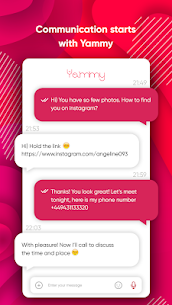 Yammy — New dating For Pc – Windows 7, 8, 10 & Mac – Free Download 2