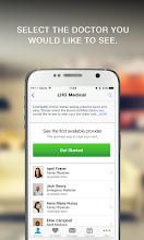 LiveHealth Online Mobile screenshot thumbnail