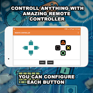 Arduino Bluetooth Controller - All in One Screenshot