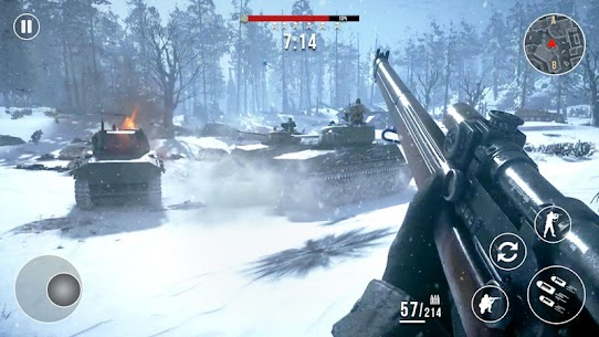 Call of Sniper Cold War: Special Ops Cover Strike Mod Apk (God Mode) 3