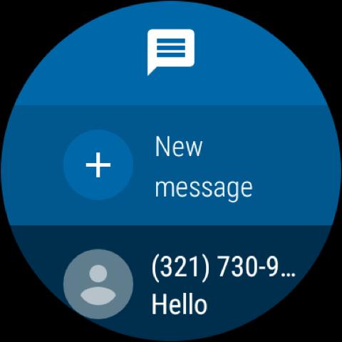 Messages screenshots 9