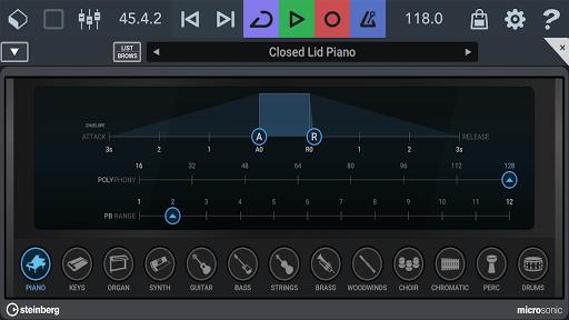 Cubasis LE 3 Trial - Music Studio and Audio Editor  Screenshots 4