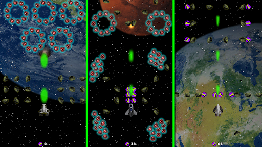spaceship war game 2 apkdebit screenshots 24