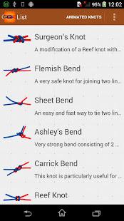 Knots — How to Tie Lite