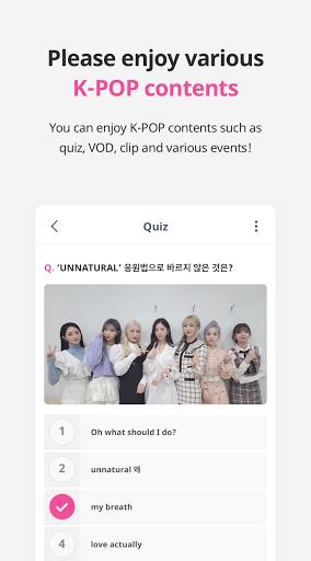 IDOLCHAMP - Showchampion, Fandom, K-pop, Idol android2mod screenshots 8