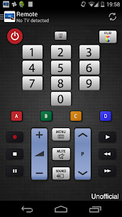 Remote for Samsung TV for PC 2