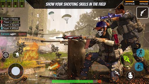 Cover Free Fire Strike Battle net Encounter Ops 1.7 Screenshots 7