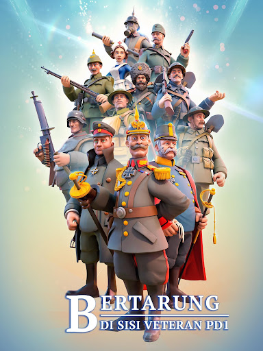 Game of Trenches: Game Strategi MMO PD1