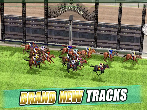 iHorse: The Horse Racing Arcade Game apkmr screenshots 2