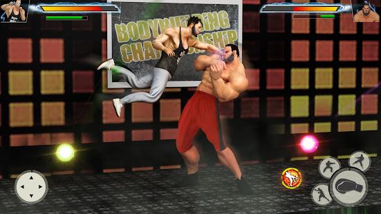 GYM Fighting Games: Bodybuilder Trainer Fight PRO Unlimited Money