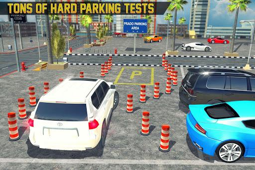 Prado luxury Car Parking: 3D Free Games 2019 7.0.1 screenshots 4