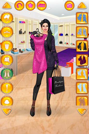 Rich Girl Crazy Shopping - Fashion Game  Screenshots 2