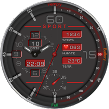 Android Watch Faces 47 Download on Windows