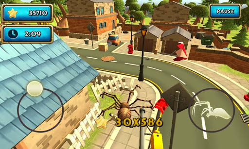 Spider Simulator: Amazing City  screenshots 7