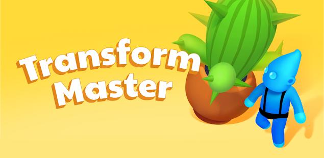 transform master hack