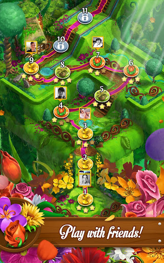 Blossom Blast Saga 100.5.1 Screenshots 10