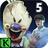 Ice Scream 5 Friends: Mike's Adventures game apk icon