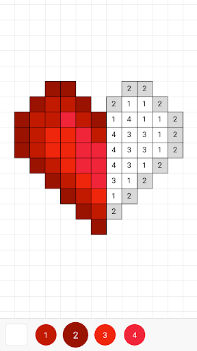 Sandbox Pixel Coloring 0.3.15 Screenshots 1