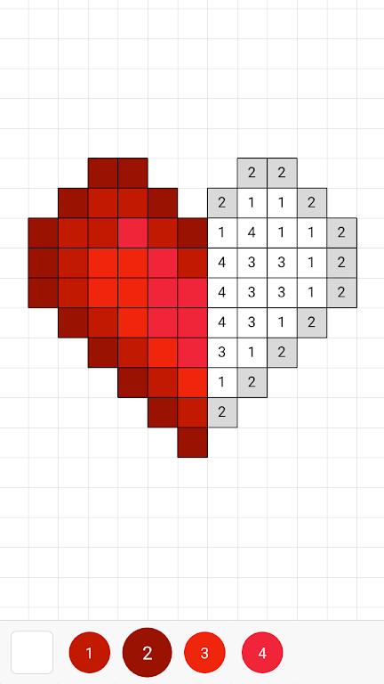 Sandbox Pixel Coloring  poster 1
