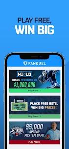 FanDuel Fantasy Sports Apk Download 4