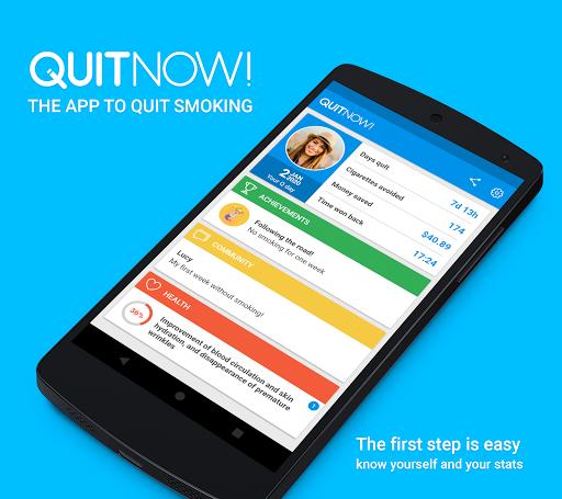 QuitNow! Quit smoking 5.147.0 Screenshots 1