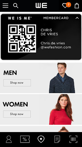 WE Fashion Europe 2.2.4 screenshots 1