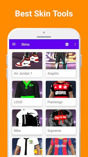 Skins for FF - New skins to play! apktram screenshots 1