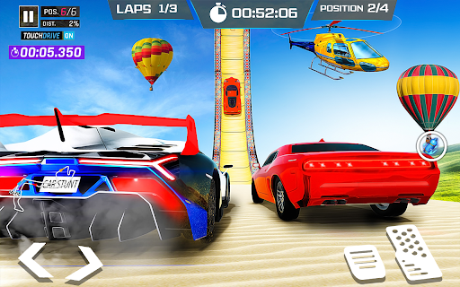 Mega Ramps Car Simulator u2013 Lite Car Driving Games 1.1 screenshots 11
