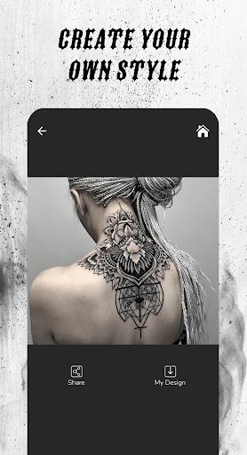 Tattoo Maker - Tattoo On My Photo 1.4.0 Screenshots 5