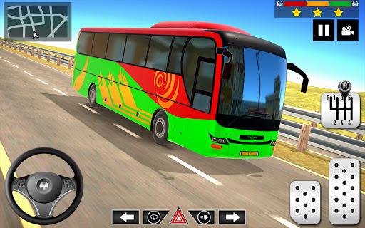 Mountain Bus Simulator 3D  screenshots 12