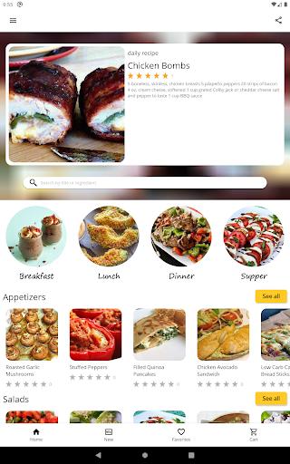 Healthy Recipes 5.45 screenshots 7