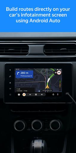 Yandex.Maps u2013 Transport, Navigation, City Guide android2mod screenshots 1