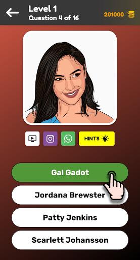 Celebrity Quiz - Celebs Trivia  screenshots 5
