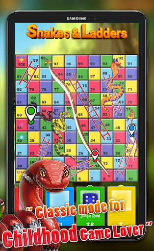 Snakes and Ladders 3D Multiplayer  screenshots 9