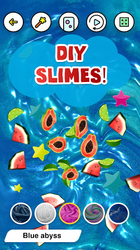 Goo: Stress Relief & ASMR Slime Simulator apklade screenshots 1