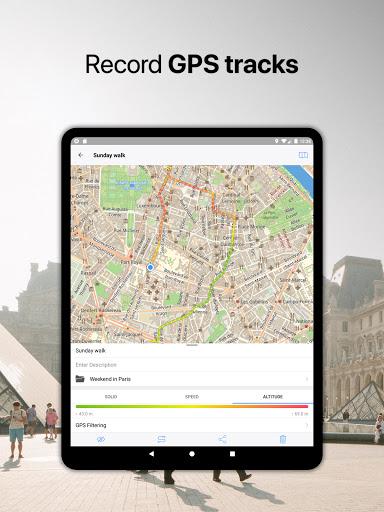 Guru Maps - Offline Maps & Navigation 4.6.3 Screenshots 10