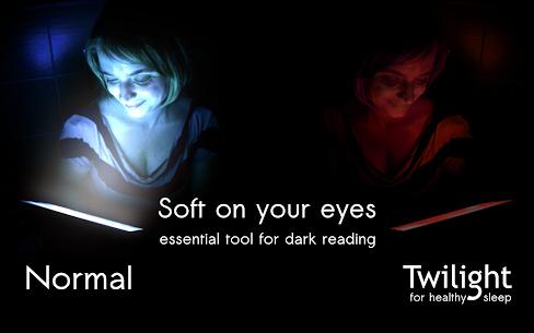 Twilight ? Blue light MOD APK 12. (PRO UNLOCKED) 13