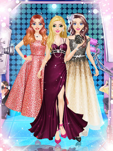 Model Fashion Stylist: Dress Up Games 0.19 screenshots 6