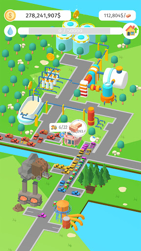 Idle Factories Builder 0.1.22 screenshots 6