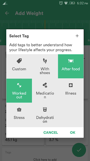 Health & Fitness Tracker with Calorie Counter 2.0.85 Screenshots 6