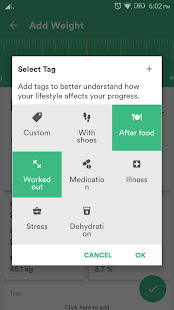 Health & Fitness Tracker with Calorie Counter screenshots 6