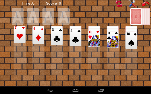 Solitaire Pro screenshots 3