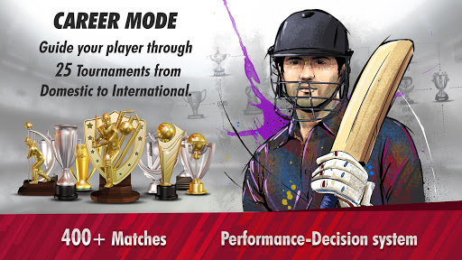 World Cricket Championship 3 - WCC3 android2mod screenshots 4